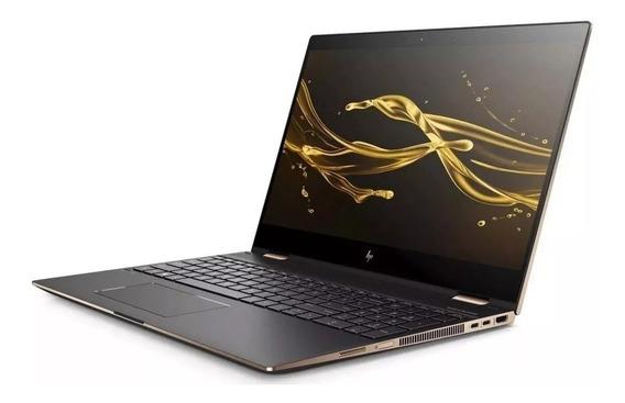 Ultrabook Hp Spectre X360 15,6 I7 8550u 16gb 512gb Ssd 4k