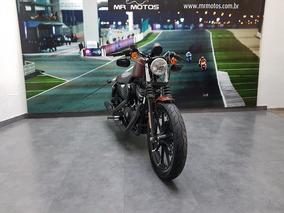 Harley Davidson 883 Vermelha 2017/2017