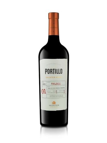 Vino Portillo Malbec - Bodega Salentein Argentina