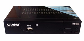 Conversor E Gravador De Tv Digital Shan Full Hd 1080p