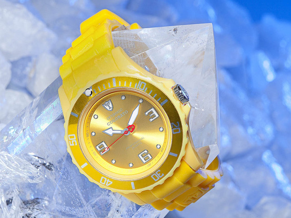 Relógio Detomaso Colorato