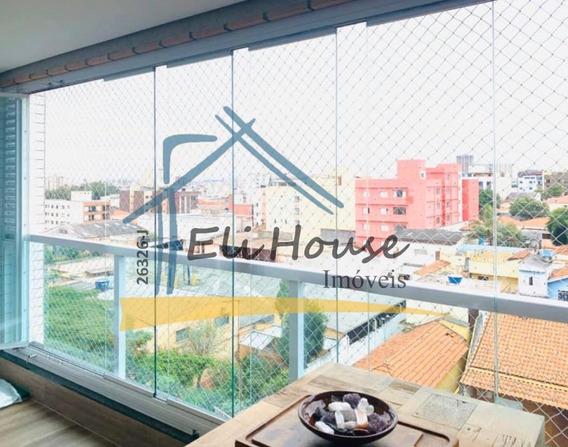 Apartamento 101m2 - Bairro Santa Maria - São Caetano Do Sul - Eli House Imóveis - Creci 26326-j - Ap00974 - 68133513