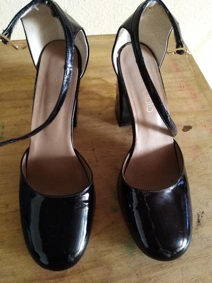 Zapatos Charol Paruolo