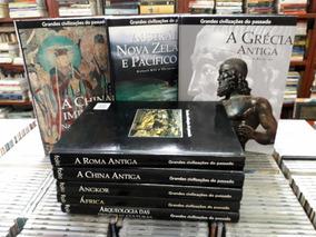 Grandes Civilizacoes Do Passado 8 Vol Varios Titulos