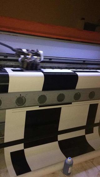 Máquina De Impressão. Tipo: Plotter