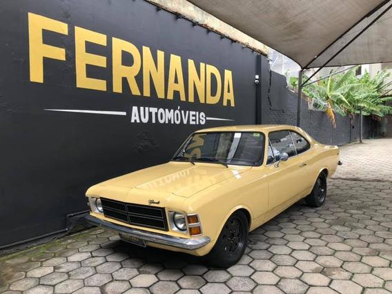 Opala 2.5 Coupé - 1977 - Motor Novo!!!