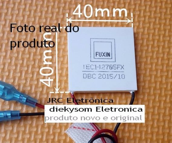 Pastilha Peltier Tec1-12705 0riginal Tec1-12705fx