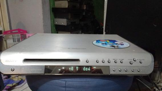 Receiver Aparelho De Home Theater Sony Dav-sc5 Funciona