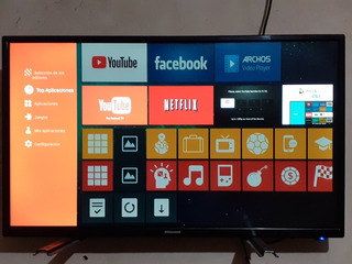Smart Tv 32 Android