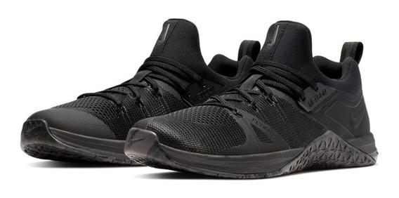 Tênis Nike Metcon Flyknit3 Preto Original