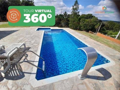 Imagem 1 de 30 de Chácara Monte Bianco , Tour Virtual,  Com Vista Paradisíaca - Ch0251