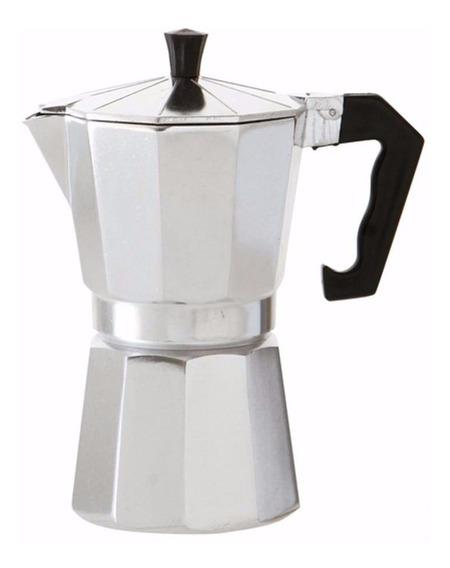 Cafetera Volturno Moka Alumino Mate 9 Pocillos