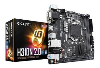 Motherboard Gigabyte H310n 2.0 M.2 Gaming Lan 1151 Palermo