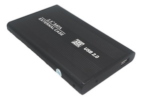 Hd Externo Slim Portátil Usb - 500gb 2.5 Garantia Novo