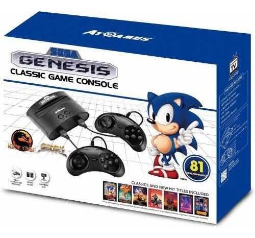 Sega Génesis