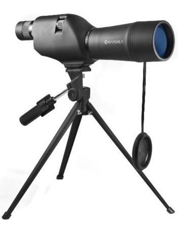 Luneta Telescópio Barska 20-60x60 Waterproof Com Tripé