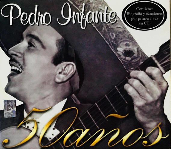 Pedro Infante, 50 Años 2cds Seminuevo