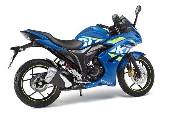 Motocicleta Suzuki Gixxer Sf Fi Nueva 2 Años Garantía (gto)