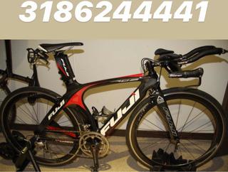 Bicicleta Triatlon Crono Fuji D6 (sin Ruedas)