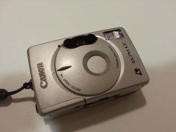 Câmera Fotográfica Canon Ix 240 Elph Lt