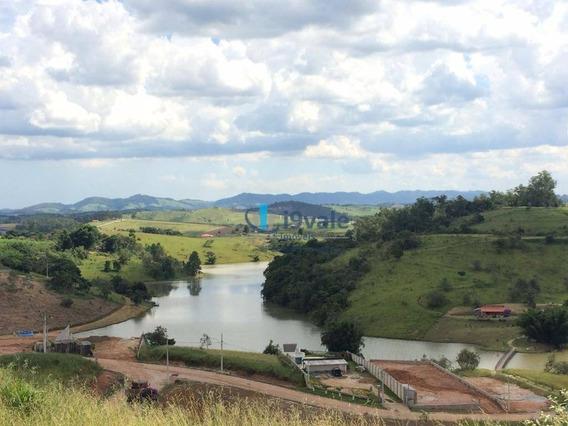 Terreno Residencial Lago Dourado À Venda, Jardim Nova Esperança, Jacareí. - Te0322