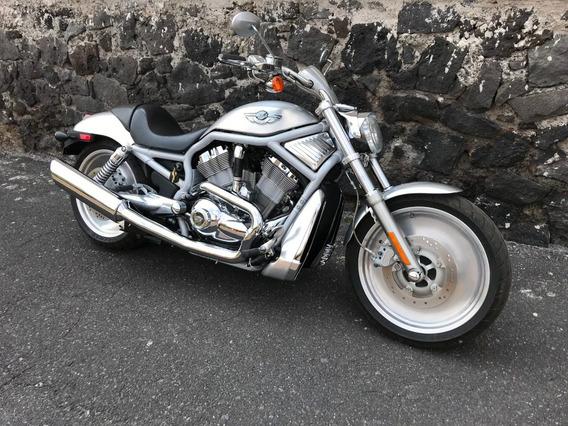 Harley Davidson Vrod Aluminium Limited Series 2003 (2,000 Km