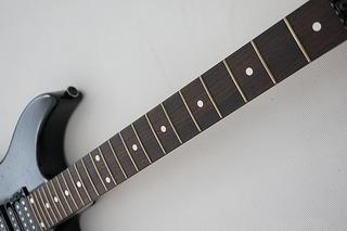Etiquetas De Punto Blanco Inlay Para Guitarra O Bajo
