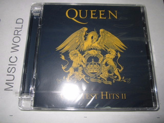 Queen Greatest Hits Ii Cd Importado Disponible