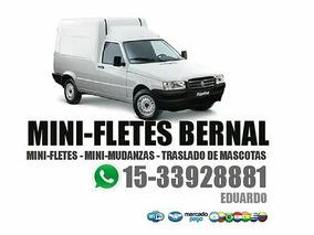 Mini Fletes - Mini Mudanzas - Traslado De Mascotas - Flete