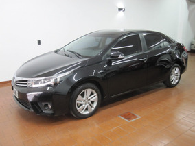 Toyota Corolla 1.8 Xei Mt 140cv 2015 51.000km Negro