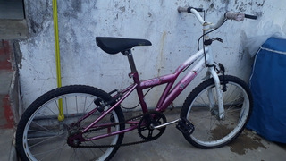 Bicicleta Nena Rodado 20.