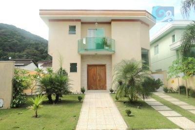 Casa À Venda - Praia Do Pernambuco - Guarujá. - Ca1572