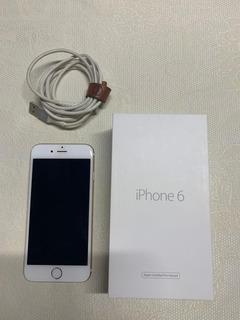 Celular iPhone 6 Com 16gb Modelo Gold Usado