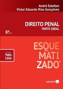 Direito Penal Esquematizado - Parte Geral - 8ª Ed. 2019