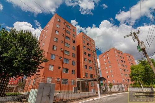 Imagem 1 de 13 de Apartamento Com 2 Dormitórios E 1 Vaga No Campo Limpo! - Eb87389