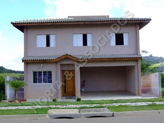 Casa Em Condomínio Para Venda Em Atibaia, Condomínio Terras De Atibaia 1, 4 Dormitórios, 1 Suíte, 3 Banheiros, 4 Vagas - Ca0092_2-502347