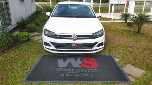 Volkswagen Virtus Msi 1.6 2020 Manual