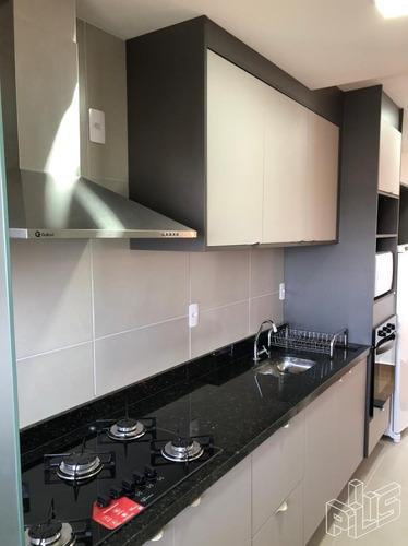 Imagem 1 de 17 de Flat Para Aluguel Em Jardim América - Fl008670