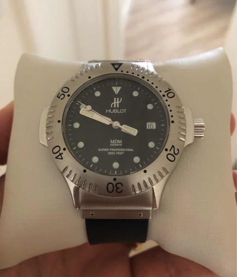 Hublot Mdm Super Professional Diver 1850.1 Revisado