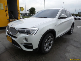 Bmw X4 Xdrive 20d Xline (190 Hp)