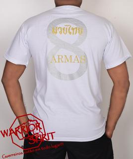 Camisa/camiseta De Artes Marciais - Muay Thai