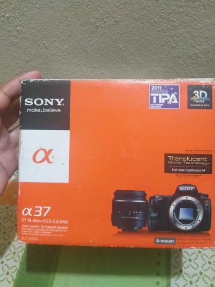 Câmera A 37 Sony, Semi Profissional