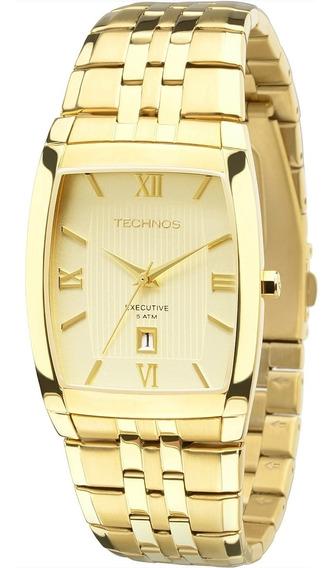 Relógio Masculino Technos 1n12mp/4x Barato Original Garantia