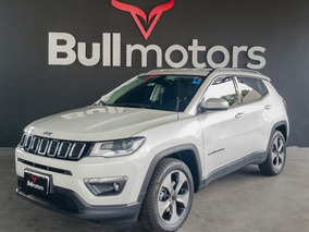 Jeep Compass Longitude 2.0 Flex 16v Aut 2018