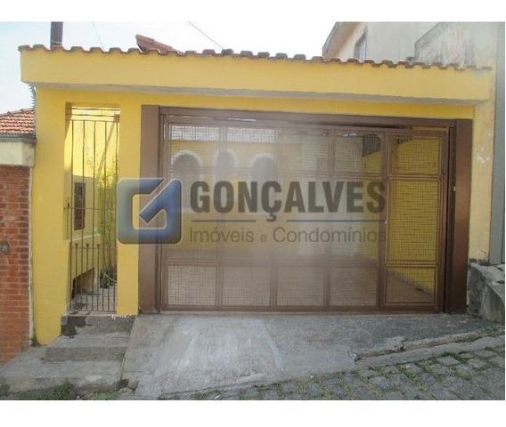 Venda Casa Terrea Santo Andre Campestre Ref: 98854 - 1033-1-98854