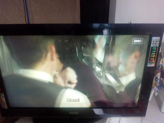 Tv Cce 32 Lcd Stile Toda Em Perfeito Estado 550,00