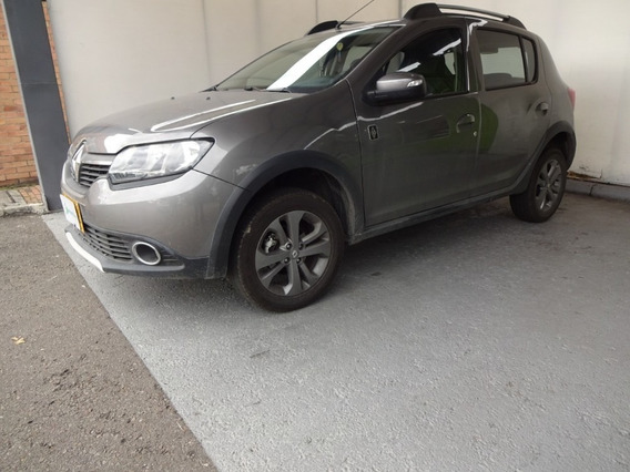 Renault Stepway Intens Mecanico 1,6