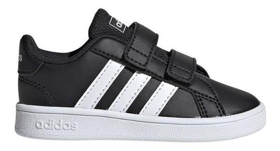 adidas Zapatillas Kids - Grand Court Ngrbl