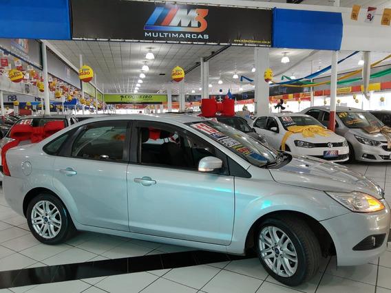 Ford Focus 2.0 Titanium Sedan 16v Flex 4p Automático