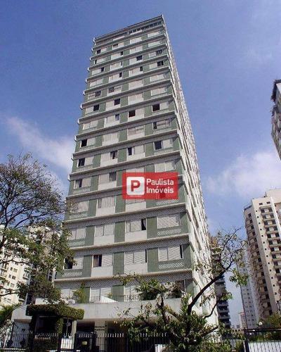 Imagem 1 de 9 de Apartamento Com 3 Dormitórios À Venda, 95 M² - Moema - São Paulo/sp - Ap32024